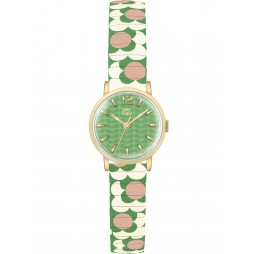 Orla Kiely Ladies Flower Pop Watch OK4042