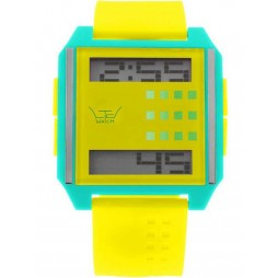 Limited Unisex Plastic Digital Strap Watch LTD130401