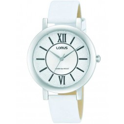 Lorus Ladies Leather Strap Watch RRW11EX9