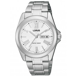 Lorus Mens Bracelet Watch RJ639AX9