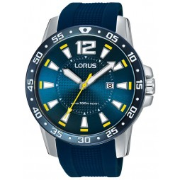Lorus Mens Blue Watch RH935FX9
