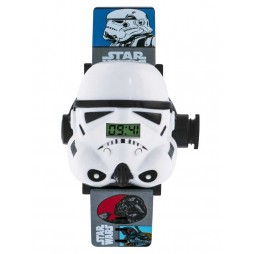Star Wars Storm Trooper Digital Projector Watch STM3429