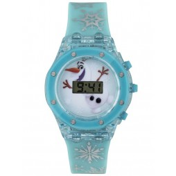 Disney Kids Frozen Olaf Blue Digital Watch FZN3799