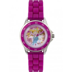 Disney Kids Pink Princess Time Teacher Watch PN1078