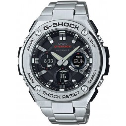 Casio Mens G-Shock Chronograph Watch GST-W110D-1AER