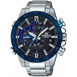 Casio Edifice Bluetooth Solar Blue Bracelet Smartwatch EQB-800DB-1AER