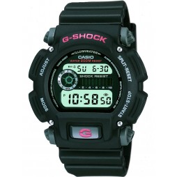 Casio G-Shock Black Digital Watch DW-9052-1VER