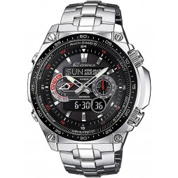 Casio Mens Edifice Wave Ceptor Watch ECW-M300EDB-1AE