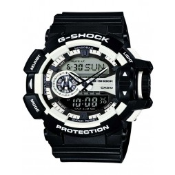 Casio Mens G-Shock Watch GA-400-1AER