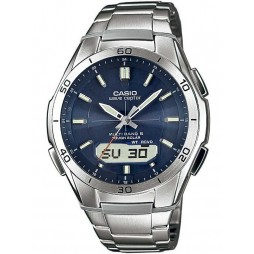 Casio Mens CASIO Collection Wave Ceptor Watch WVA-M640D-2AER