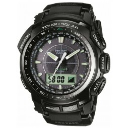 Casio Mens Pro Trek Watch PRW-5100-1ER
