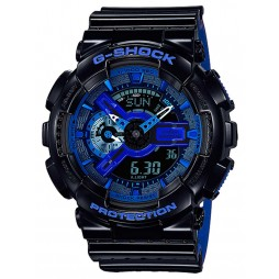 Casio Mens G-Shock Oversize Chronograph Watch GA-110LPA-1AER