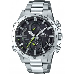 Casio Edifice Bluetooth Solar Green Bracelet Smartwatch EQB-501D-1AER