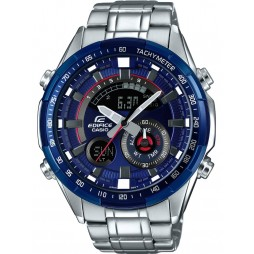 Casio Mens Edifice Racing Blue Watch ERA-600RR-2AVUEF