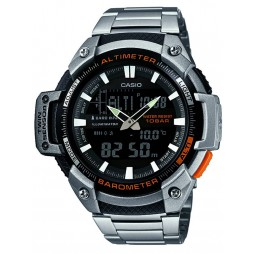 Casio Mens Twin Sensor Watch SGW-450HD-1BER