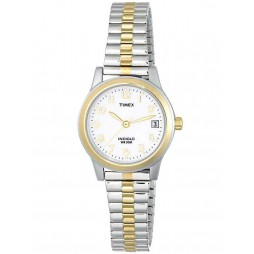 Timex Ladies Indiglo Bracelet Watch T2M828