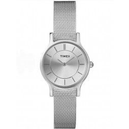 Timex Ladies Classic Slim Watch T2P167