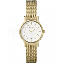 Timex Ladies Classic Slim Watch T2P168