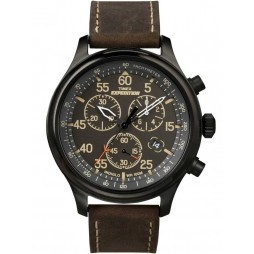 Timex Mens Expedition Chronograph Watch T49905