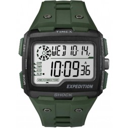 Timex Mens Expedition Green Watch TW4B02600