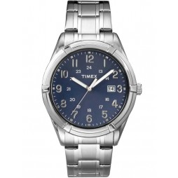 Timex Mens Easton Blue Watch TW2P76400