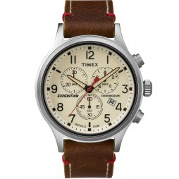 Timex Mens Expedition Chronograph Watch TW4B04300