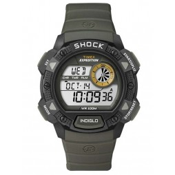 Timex Mens Expedition Base Shock Digital Watch T49975