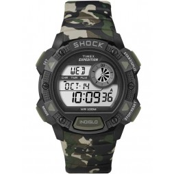 Timex Mens Expedition Shock Watch T49976