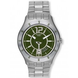Swatch In A Green Mode Watch YTS407G
