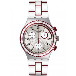 Swatch Unisex Speed Counter Chronograph YSC1012