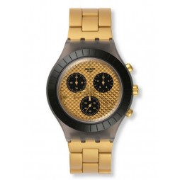 Swatch Unisex Desert Sands Analog Watch SVCM4010AG