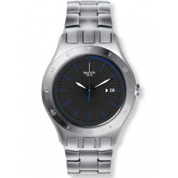 Swatch Mens Nummer 410 Bracelet Watch YTS410G