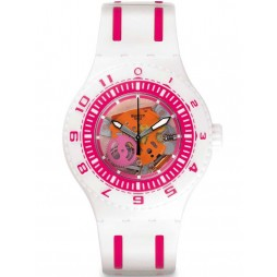 Swatch Unisex Feel The Sea Wave Watch SUUW101