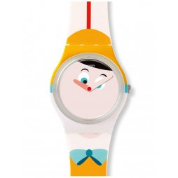 Swatch Unisex Naso Lungo Watch GW176