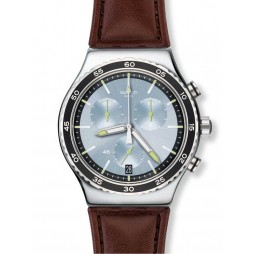 Swatch Mens Stock Xchange Watch YVS429