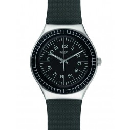 Swatch Mens Kakinuma Green Strap Watch YGS133