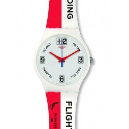 Swatch Go To Gate Watch SUOW141