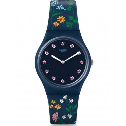 Swatch Flower Carpet Watch GN256