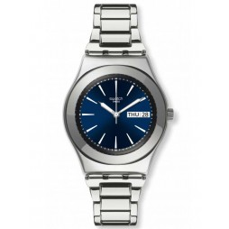 Swatch Ladies Grande Dame Bracelet Watch YLS713G