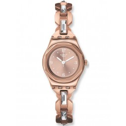 Swatch Ladies Octoshine Bracelet Watch YSG136G