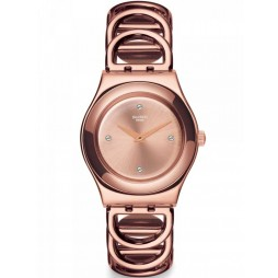 Swatch Ladies Djane Bracelet Watch YLG126G