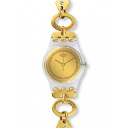 Swatch Ladies Elefinja Watch LK346G