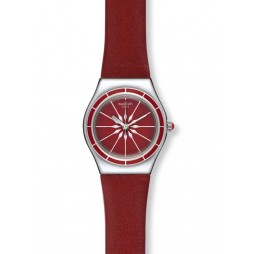 Swatch Ladies Sternenrot Watch YSS292