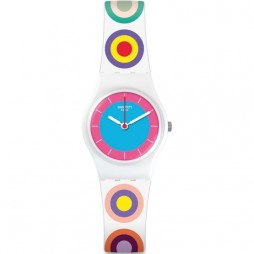 Swatch Girling Strap Watch LW153