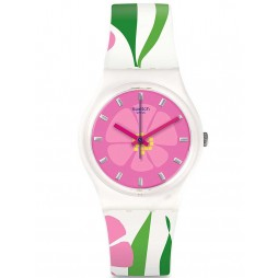 Swatch Primevere Strap Watch GZ304