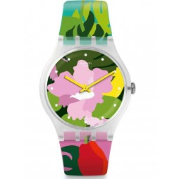 Swatch Tropical Garden Watch SUOK132