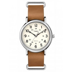 Timex Originals Unisex Weekender Brown Watch T2P492