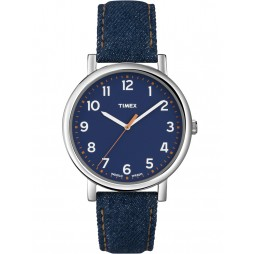 Timex Originals Unisex Denim Watch T2N955