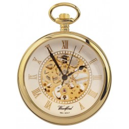 Woodford Mens Mechanical Pocket Watch 1030
