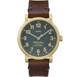 Timex Mens Waterbury Strap Watch TW2P58900